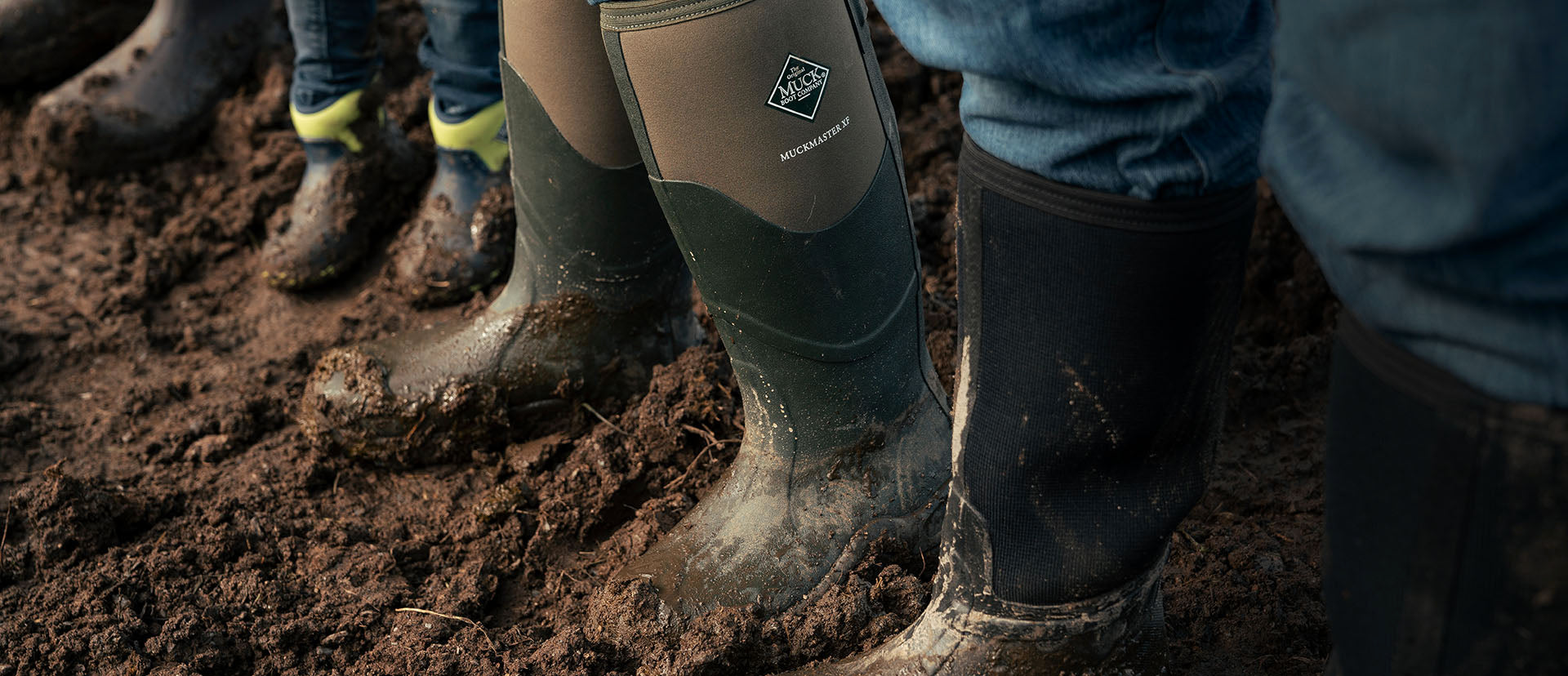 Muck Boot Survey