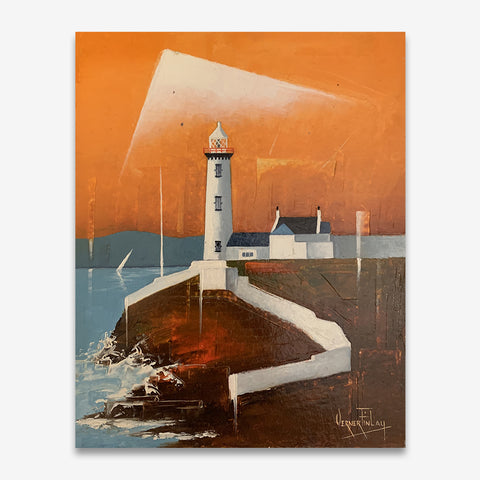 Fanad Lighthouse 8 x 10