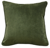 Montpellier Khaki Feather Cushion