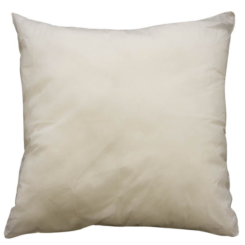 Polyester Cushion Inner | 45cm x 45cm x 300gm