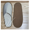 Slippers Eco Linen Closed Toe - Natural