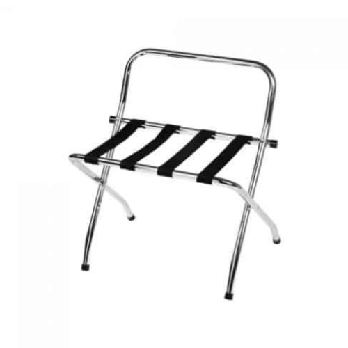 Luggage Rack - Stainless Steel