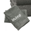 Make-up Face Cloth - Charcoal