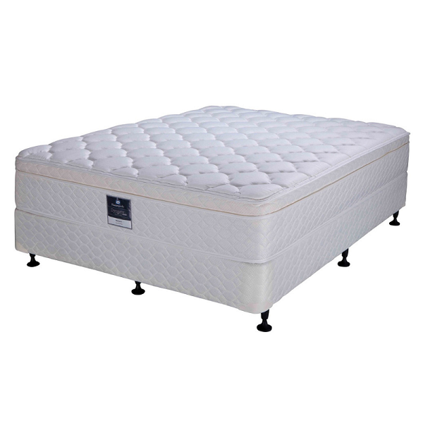 Sealy Monarch Euro Top Bed Set