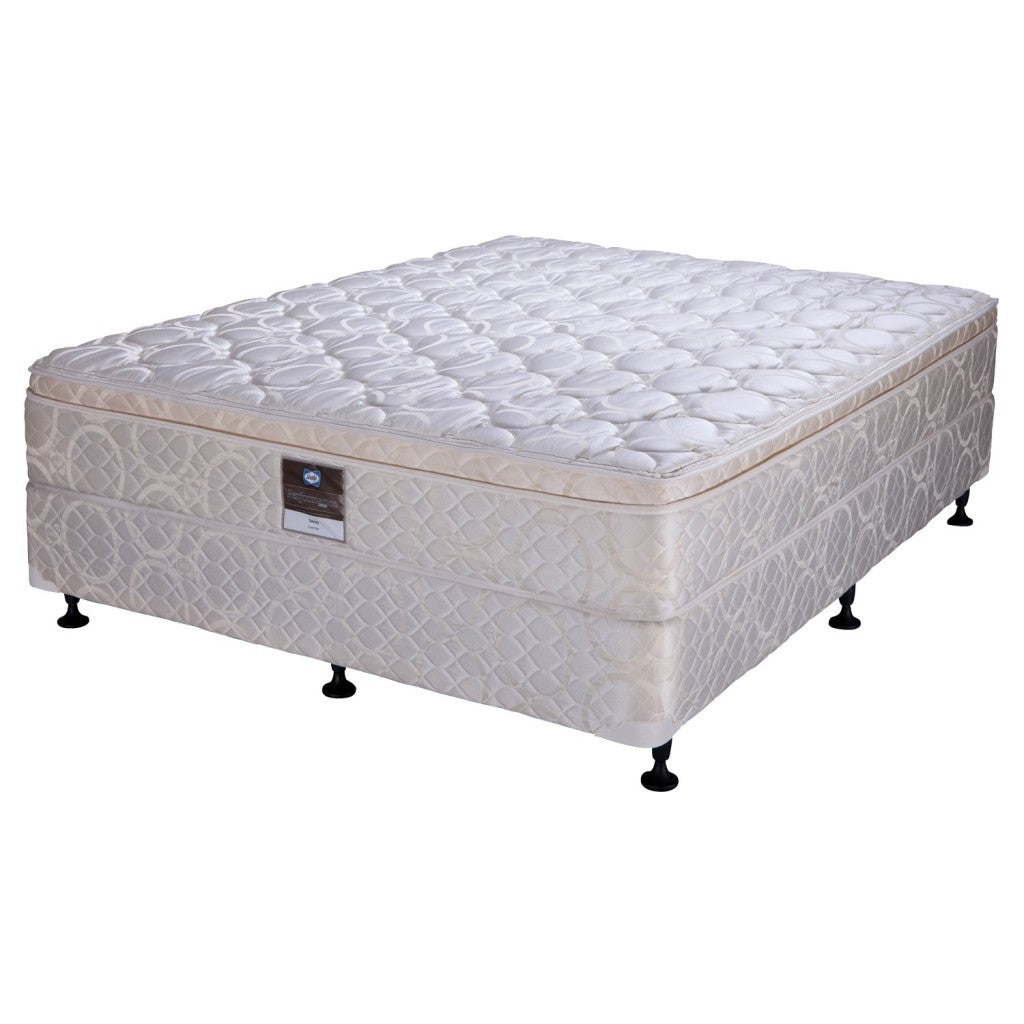 Sealy Savoy Euro Pillow Top Mattress Only