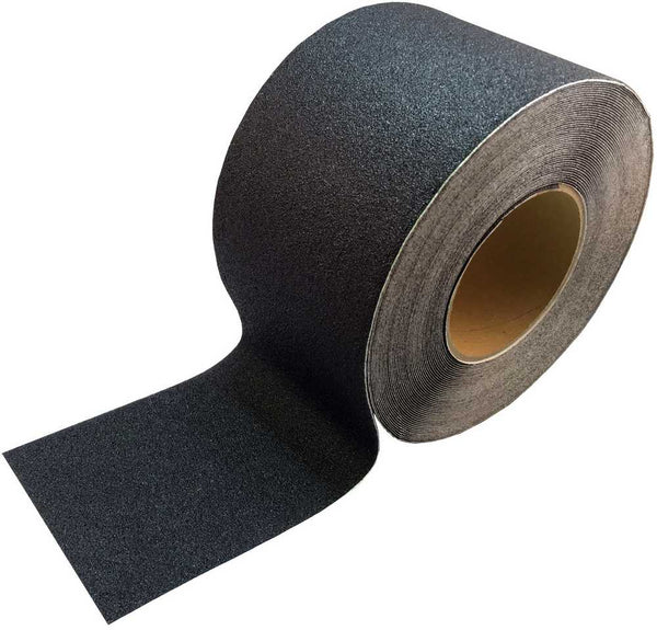 Non-slip Tape - Standard Grit, 100mm wide x 18m long - Safety Stride