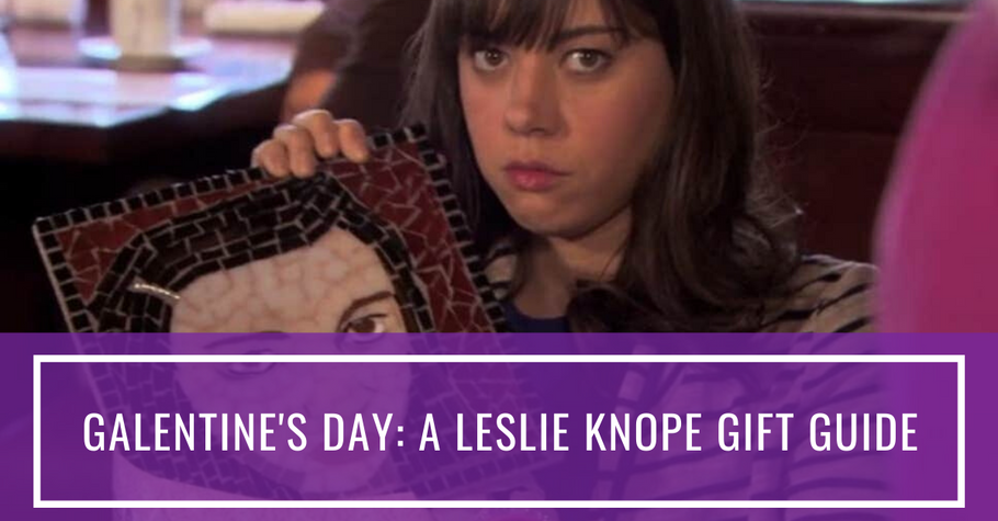 Galentine's Day: A Leslie Knope gift guide