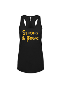 Strong and Brave Tank