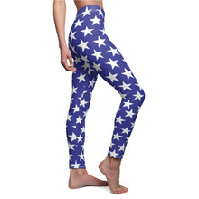 Load image into Gallery viewer, Wonder Star Women's Cut & Sew Casual Leggings