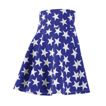 Load image into Gallery viewer, Wonder Star Women's Skater Skirt