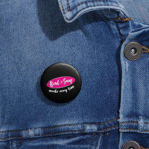 Bend and Snap Pin Button