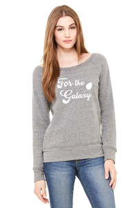 For the Galaxy Sweater