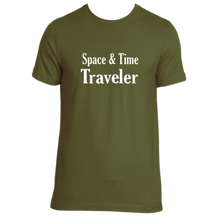 Load image into Gallery viewer, Space & Time Traveler Tee