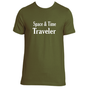 Space & Time Traveler Tee