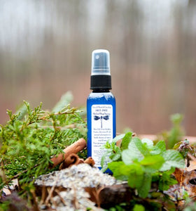 DEET Free Herbal Insect Repellent ~ Natural DEET Free Bug Spray