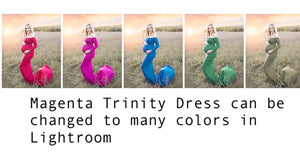 Trinity Dress - Auspicious Laundry Store
