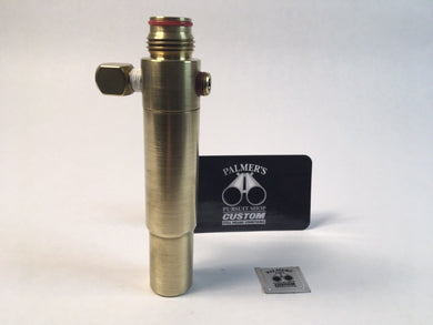New Palmer's Pursuit Shop PPS Brass Stabilizer HPR Regulator for Autococker Co2 HPA