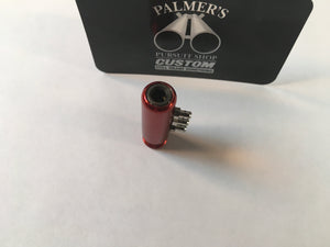New Palmer's Pursuit Shop PPS Red Orange Quickswitch 3way 4way Autococker