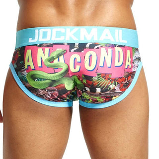 Anaconda - M - Briefs Blue, Briefs, Pattern, Underwear, €5.01-10.00 FOSTTER - €8.51