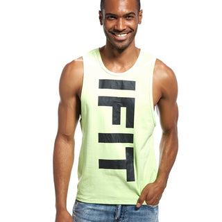 I FIT - light green / L - Top Active, Pattern, Top FOSTTER - €17.39