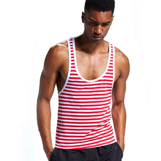Marine Thank Top - Top Active, Blue, Red, Top FOSTTER - €17.62
