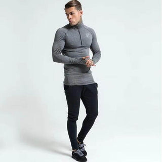 Kanye West Sik Silk Poly - Long-Sleeves Active, Black, Grey FOSTTER SHOP - €12.19