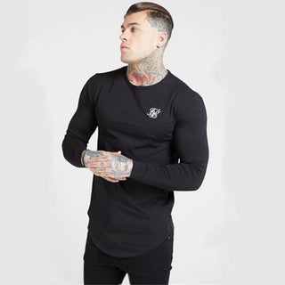Kanye West Sik Silk Long Sleeves Sport - Long-Sleeves Active, Black, Grey FOSTTER SHOP - €12.19