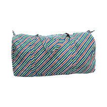 Load image into Gallery viewer, Large Duffle Bag - Stripe
