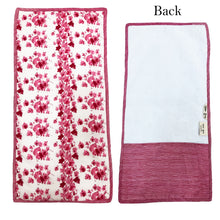 Load image into Gallery viewer, Burp Cloth - Floral
