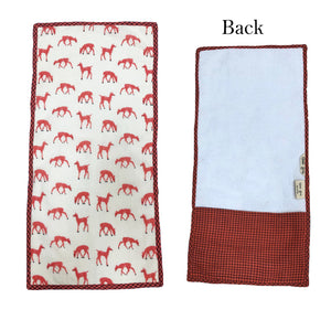 Burp Cloth - Deer