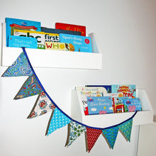 Load image into Gallery viewer, Bunting - hand printed