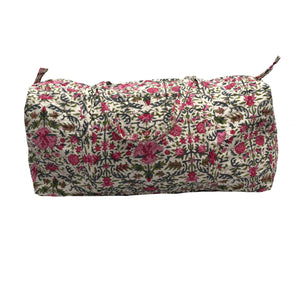 Large Duffle - Floral