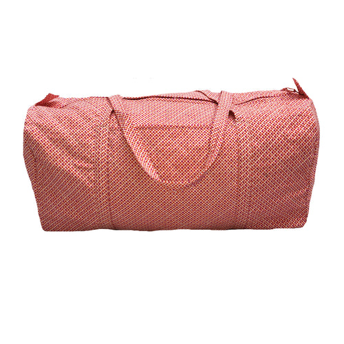 Large Duffle Bag - Dots