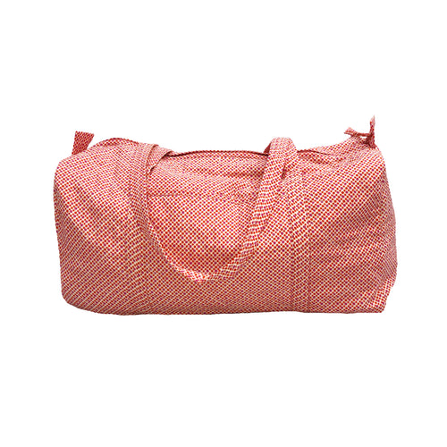 Medium Duffle Bag - Dots