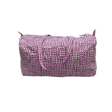 Load image into Gallery viewer, Medium Duffle Bag - Purple