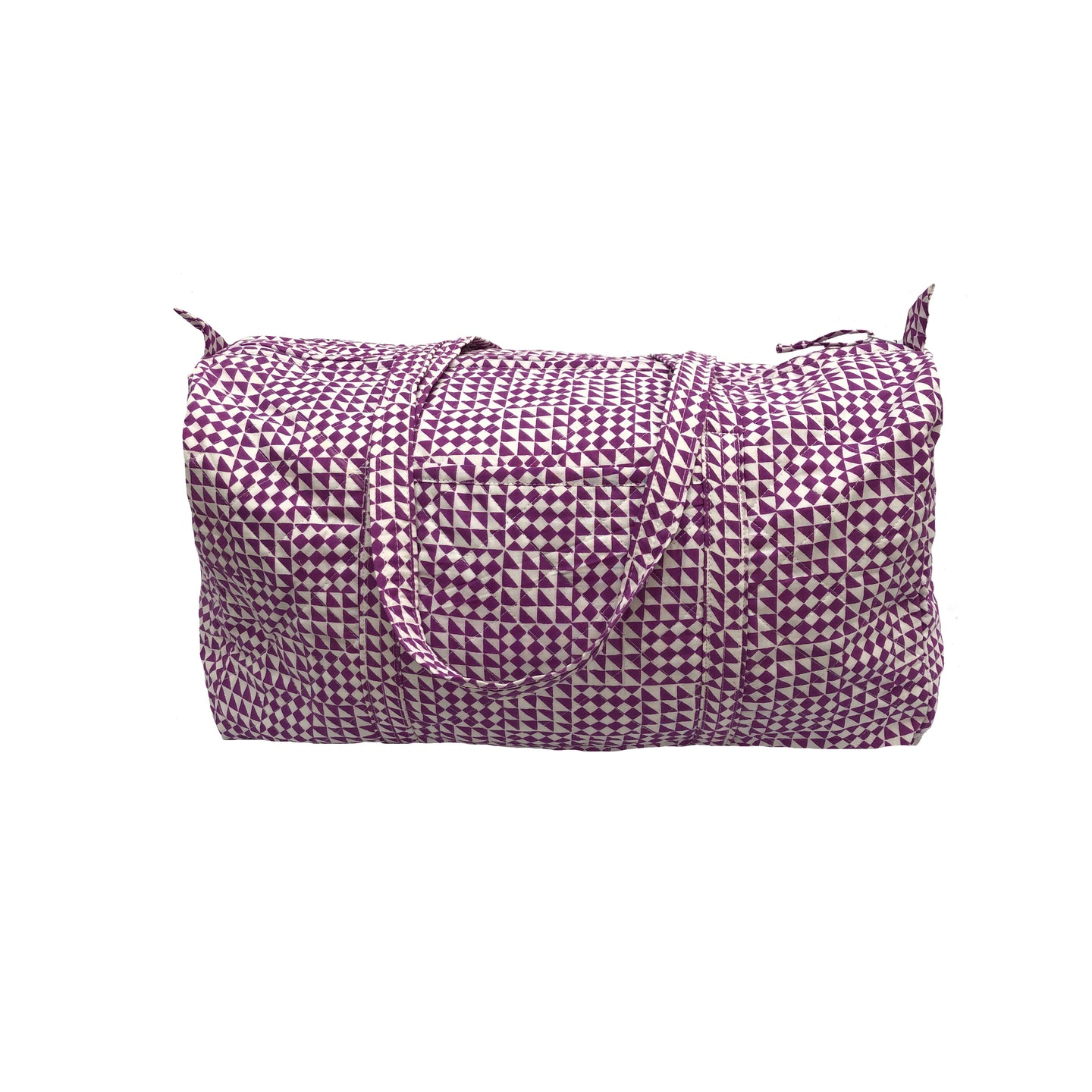 Medium Duffle Bag - Purple