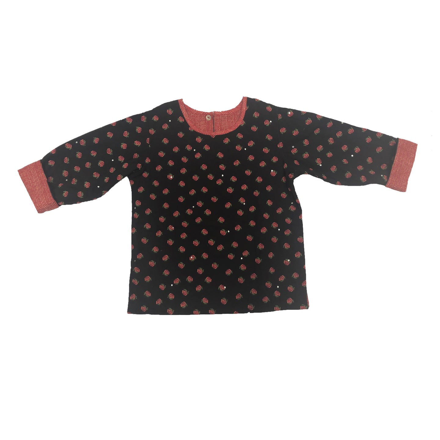 Rosey Reversible Jumper