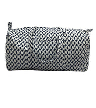 Load image into Gallery viewer, Large Duffle Bag - Geometric