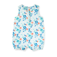 Load image into Gallery viewer, Noah Romper - Floral