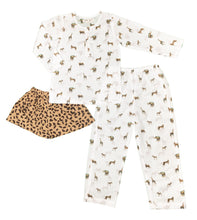 Load image into Gallery viewer, J the Jungle - 3 piece pyjama set