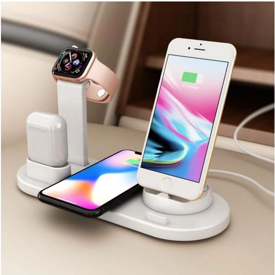 4 IN 1 CHARGING STATION