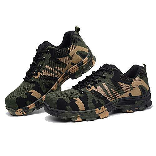 INDESTRUCTIBLE SHOES MILITARY WORK BOOTS - FREE SHIPPING TO ALL COUNTRIES.