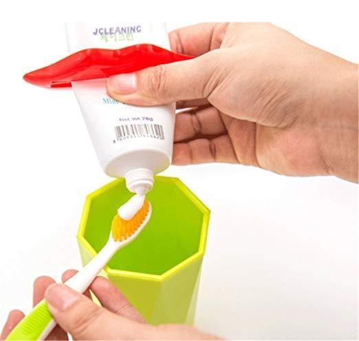 Kiss Love Toothpaste Tube Squeezer