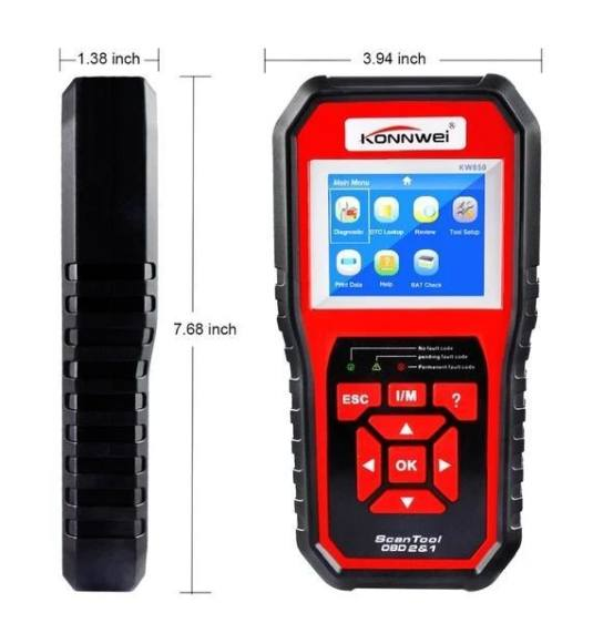 【50%OFF】Professional OBD2 Scanner Premium Grade Diagnostic Tool(Buy 2 Save $15+Free Shipping)