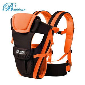 Comfortable Sling Backpack for Newborn Baby