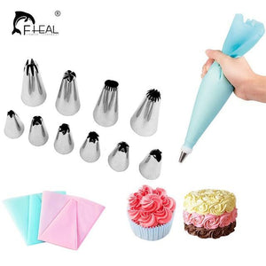 FHEAL 12pcs/set Decorators Dessert