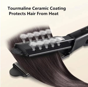 50% OFF TODAY-Ceramic Tourmaline Ionic Flat Iron Hair Straightener