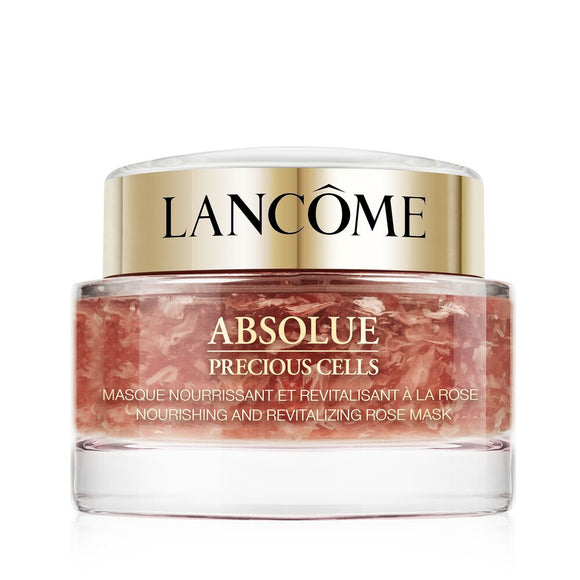 Lancome ABSOLUE PRECIOUS CELLS REVITALIZING ROSE MASK 極緻完美玫瑰修護面膜 75ML