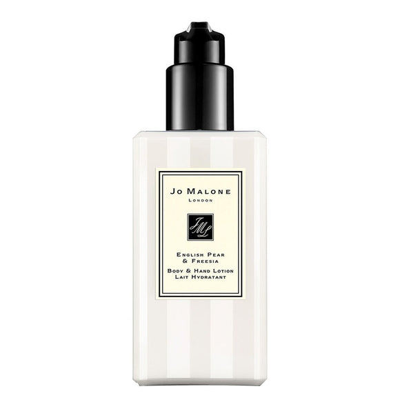 JO MALONE LONDON ENGLISH PEAR & FREESIA BODY & HAND LOTION 英國梨與小蒼蘭手部及身體潤膚乳液 250ml