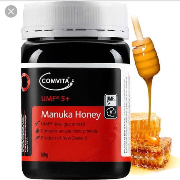Comvita 康維他 UMF 5+ 麥蘆卡蜂蜜 UMF 5+ Manuka Honey 500g